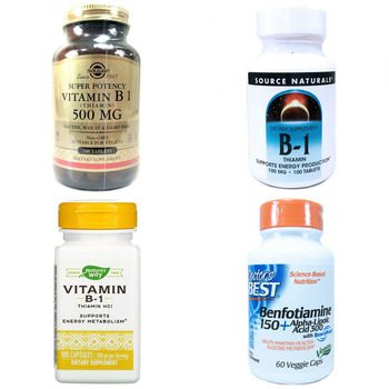 Категория Vitamin B1 Thiamine
