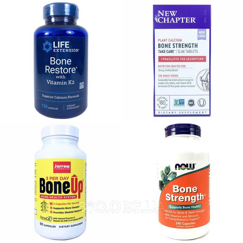 Категория Комплекс для укрепления костей