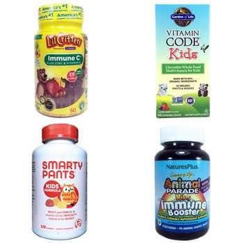 Категория Children's Multivitamins
