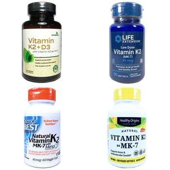 Категория Vitamin K2 MK-7