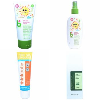 Категория Sunscreen SPF 50