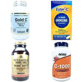 Категория Витамин С в таблетках