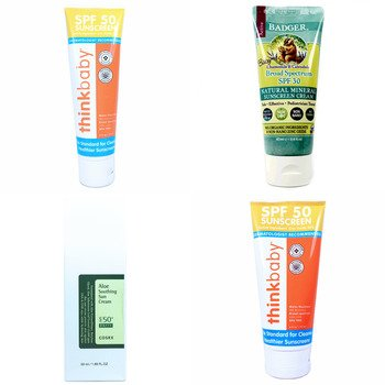 Категория Sunscreen Cream SPF 50