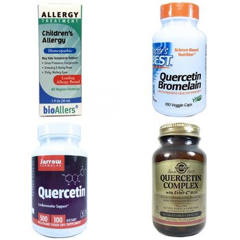 Категория Allergy Supplements