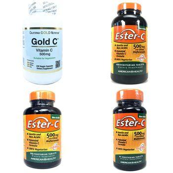 Категория Витамин С 500 мг