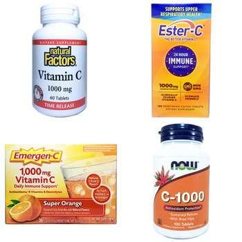 Категория Vitamin C 1000 mg