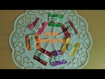 Видео обзор на Юм Еарс Органические леденцы с Витамином С ассорти из фруктов ...