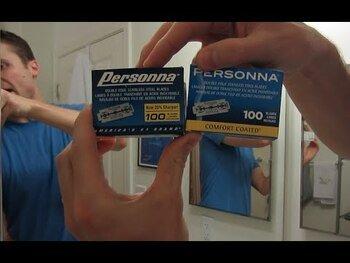 Видео обзор на Персонна Станки для бритья с двойным лезвием для женщин 5 шт