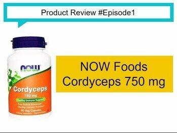 Видео обзор на Кордицепс 750 мг 90 капсул
