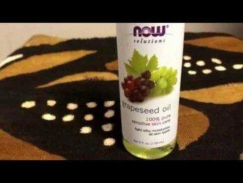Видео обзор на масло виноградных косточек 473 мл