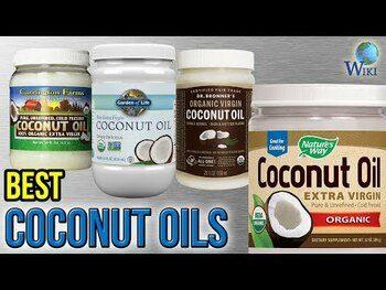 Видео обзор на органическое кокосовое масло первого отжима 355 мл