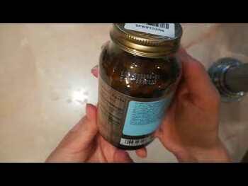Видео обзор на Холин 500 мг и Инозитол 500 мг 100 растительных капсул