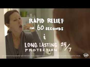 Видео обзор на Томс Зубная паста для чувствительных зубов без фтора морозная ...