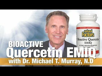 Видео обзор на Кверцетин 250 мг LipoMicel Matrix 60 жидких мягких капсул