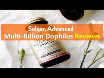 Видео обзор на Расширенный Многомиллиардный Дофилус 60 капсул