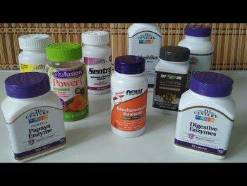 Видео обзор на Витамин С 70 конфет