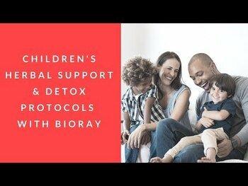 Видео обзор на Kids NDF Calm Nourish the Liver Remove Toxins Vanilla Flavor 6...