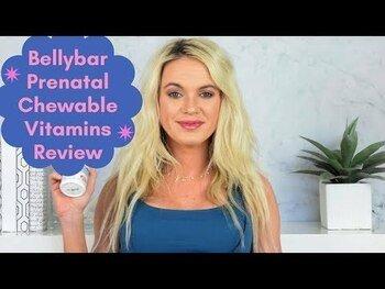 Видео обзор на Пренатальные жевательные витамины