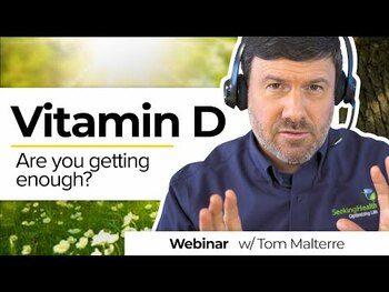 Видео обзор на Vitamin D3 125 mcg 5000 IU 100 VegCaps