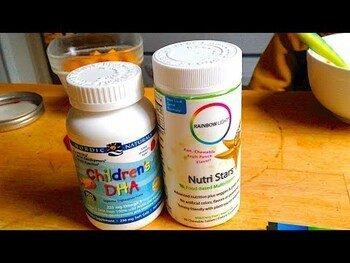 Видео обзор на Пищевой мультивитаминный фруктовый пунш 120 таблеток