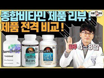 Видео обзор на Vitamin K1 500 mcg 200 Tablets