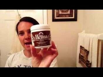 Видео обзор на Рейнбоу Ресёрч Хна природная краска для волос с кондиционером ...