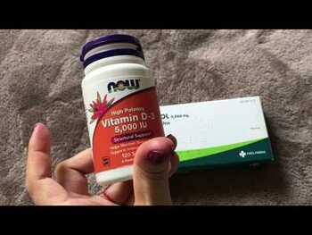 Видео обзор на Витамин D3 4000 МЕ в каплях 15 мл