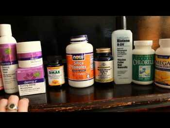 Видео обзор на Gluten Free DMAE Coenzymized 350 mg 50 Veggie Caps