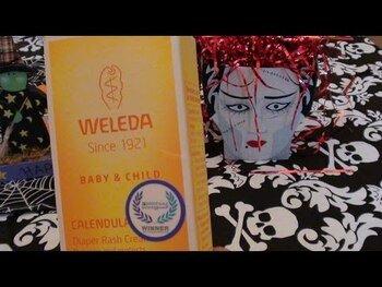 Видео обзор на Веледа крем под подгузники от опрелостей 81 г