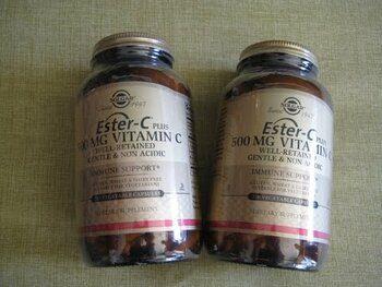 Видео обзор на Ester-C Plus 500 мг 250 капсул