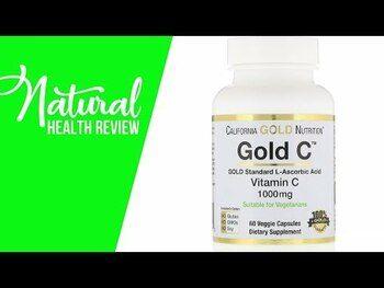 Видео обзор на Gold C Витамин C 1000 мг 60 капсул