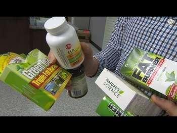 Видео обзор на экстракт зеленого чая 500 мг 120 таблеток