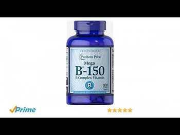 Видео обзор на Нейчералс Плюс B комплекс из рисовых отрубей 90 таблеток