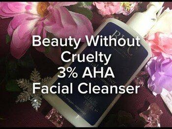 Видео обзор на Бьюти 3 комплекс AHA кислот для очистки кожи лица 59 мл