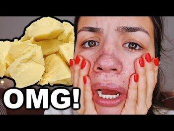 Видео обзор на Аут оф Африка Масло ши для тела с витамином Е лаванда 266 мл
