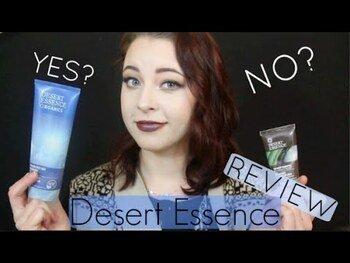 Видео обзор на Десерт Ессенс Кондиционер для волос с кокосом для сухих волос ...