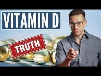 Видео обзор на Витамин D3 для детей в каплях 7 мл на 100 приемов
