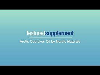 Видео обзор на Масло печени арктической трески клубника 237 мл