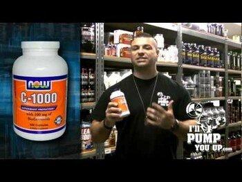 Видео обзор на Витамин С 1000 мг 250 капсул