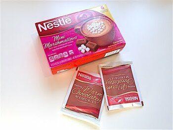 Видео обзор на Нестле смеси для приготовления горячего шоколада с маршмеллоу ...