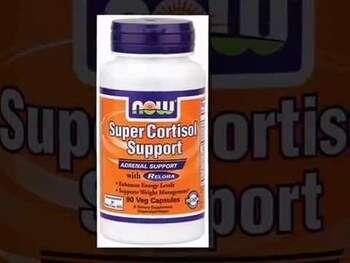 Видео обзор на супер Кортизол Поддержка адреналина 90 капсул