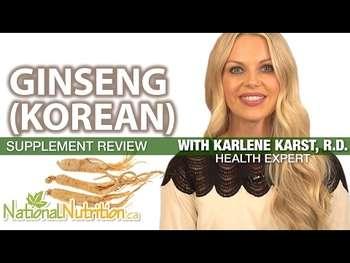 Видео обзор на Корейский экстракт корня женьшеня 60 капсул