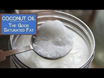 Видео обзор на Coconut Oil Organic Virgin 16 454 g