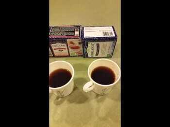 Видео обзор на Органический черный чай черная вишня 25 пакетиков