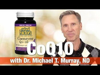 Видео обзор на Коэнзим  Q10 100 мг 60 желатиновых капсул