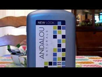 Видео обзор на Андалу Нейчералс Кондиционер для волос возрастная защита 50 мл