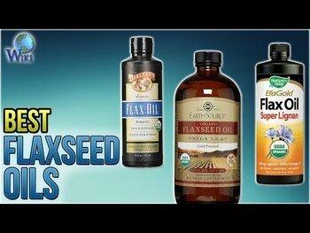 Видео обзор на Нэйчерс Вэй EFAGold Flax Oil Max Strength 1300 mg 200 Softgels
