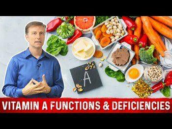 Видео обзор на Mycellized Vitamin A Liquid 30 ml