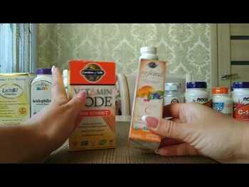 Видео обзор на витамин С 1000 мг 100 Капсул