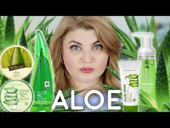 Видео обзор на Натуральное пенное средство для мытья рук с зеленым чаем и ало...